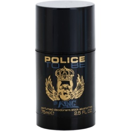 Police To Be The King deostick pre mužov 75 ml