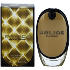 Police Glamorous  Pour Homme eau de toilette férfiaknak 75 ml
