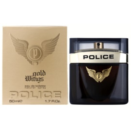 Police Gold Wings Eau de Toilette für Herren 50 ml