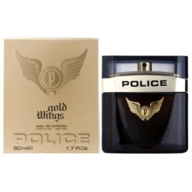 Police Gold Wings Eau de Toilette für Herren 50 ml