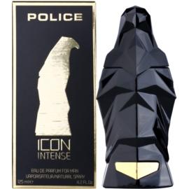 Police Icon Intense parfémovaná voda pro muže 125 ml