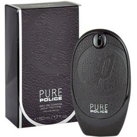 Police Pure DNA woda toaletowa dla mężczyzn 50 ml