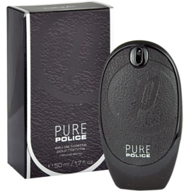 Police Pure DNA Eau de Toilette voor Mannen 50 ml