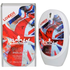 Police Pure London eau de toilette para mujer 75 ml