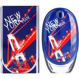 Police Police Pure New York Man Eau de Toilette für Herren 75 ml