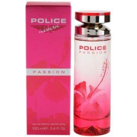 Police Passion toaletní voda pro ženy 100 ml