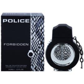 Police Forbidden Eau de Toilette pentru barbati 30 ml