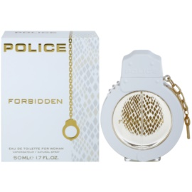 Police Forbidden eau de toilette nőknek 50 ml