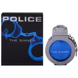 Police The Sinner eau de toilette férfiaknak 50 ml