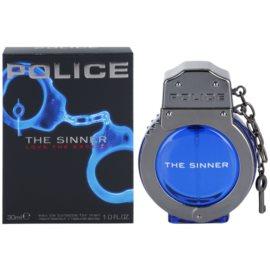 Police The Sinner eau de toilette férfiaknak 30 ml