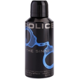 Police The Sinner Deo-Spray für Herren 150 ml