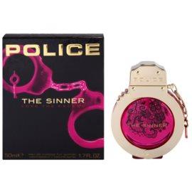 Police The Sinner toaletná voda pre ženy 50 ml
