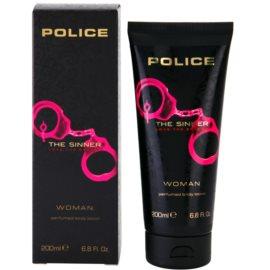 Police The Sinner Körperlotion für Damen 200 ml