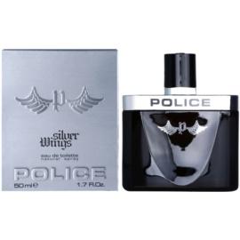 Police Silver Wings eau de toilette per uomo 50 ml