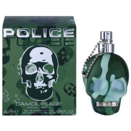 Police To Be Camouflage Eau de Toilette for Men 40 ml