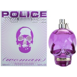 Police To Be Woman parfumska voda za ženske 125 ml