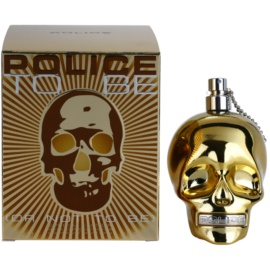Police To Be To Be Gold Special Edition eau de toilette para hombre 125 ml