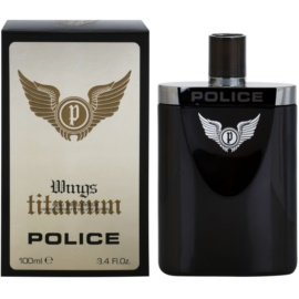 Police Titanium Wings toaletní voda pro muže 100 ml