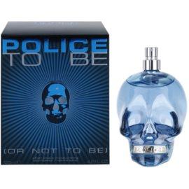 Police To Be After Shave für Herren 125 ml