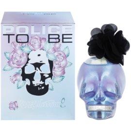 Police To Be Rose Blossom Parfumovaná voda pre ženy 125 ml