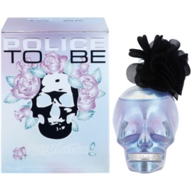 Police To Be Rose Blossom Eau de Parfum für Damen 75 ml