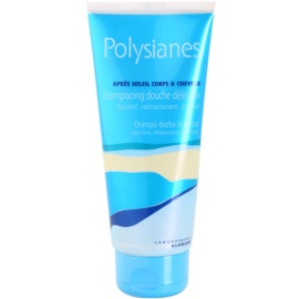 Polysianes After Sun vlasový a tělový šampon po opalování  200 ml
