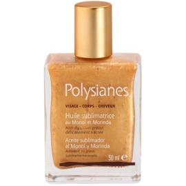 Polysianes Special Care třpytivý olej na tvář, tělo a vlasy  50 ml