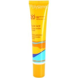 Polysianes Sun Care защитен флуид против бръчки SPF 20  40 мл.