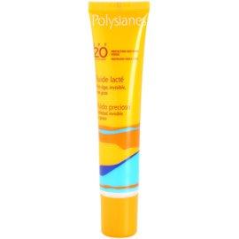 Polysianes Sun Care ochranný fluid proti vráskám SPF 20  40 ml