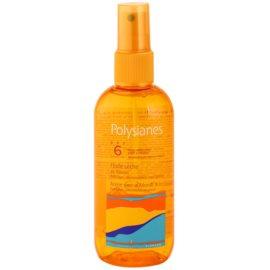 Polysianes Sun Care суха олійка для засмаги SPF 6  150 мл