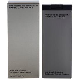 Porsche Design Palladium gel de ducha para hombre 200 ml