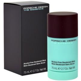 Porsche Design The Essence Deodorant Stick voor Mannen 75 ml