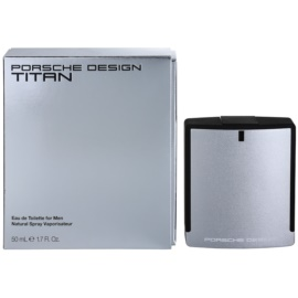 Porsche Design Titan eau de toilette férfiaknak 50 ml