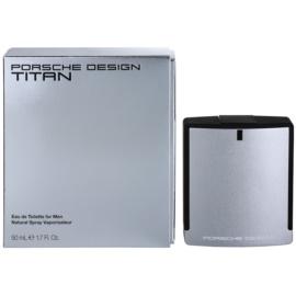 Porsche Design Titan Eau de Toilette für Herren 50 ml