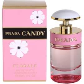 Prada Candy Florale Eau de Toilette for Women 30 ml