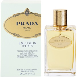 Prada Milano Infusion D'Iris Absolue Eau de Parfum para mulheres 100 ml