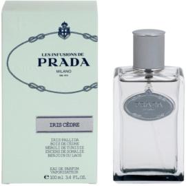 Prada Infusion d'Iris Cedre eau de parfum unisex 100 ml