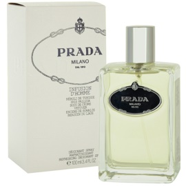 Prada Infusion D'Homme Perfume Deodorant for Men 100 ml