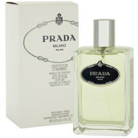 Prada Les Infusions Infusion d'Homme spray dezodor férfiaknak 100 ml