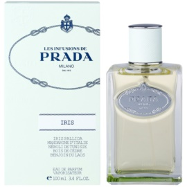 Prada Infusion d´Iris 2015 woda perfumowana dla kobiet 100 ml