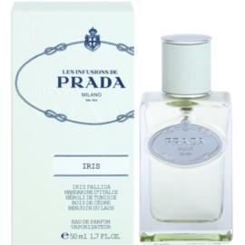 Prada Infusion d´Iris 2015 Eau de Parfum voor Vrouwen  50 ml