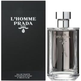 Prada L'Homme Eau de Toilette for Men 150 ml
