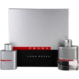 Prada Luna Rossa ajándékszett II.  Eau de Toilette 100 ml + tusfürdő gél 100 ml