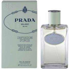Prada Infusion d'Iris Eau De Parfum pentru femei 100 ml