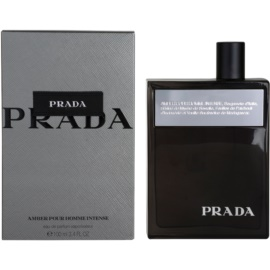 Prada Amber Pour Homme Intense Eau De Parfum pentru barbati 100 ml