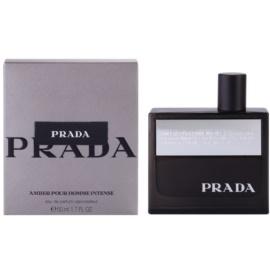 Prada Amber Pour Homme Intense Eau de Parfum für Herren 50 ml