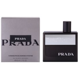 Prada Amber Pour Homme Intense парфумована вода для чоловіків 50 мл
