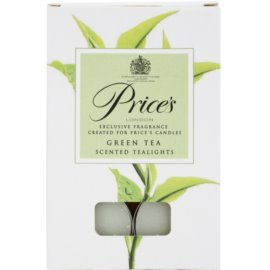 Price´s Green Tea świeczka typu tealight 93 g