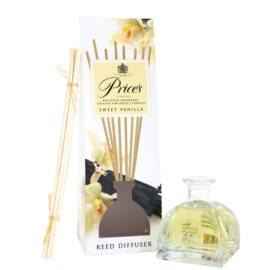 Price´s Sweet Vanilla aróma difúzor s náplňou 100 ml