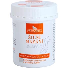 Priessnitz Classic mazání na žíly a cévy  300 ml